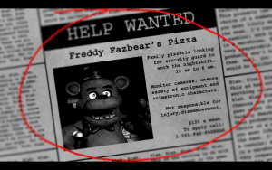 Five Nights at Freddy's 11